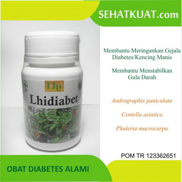 Obat Diabetes Alami